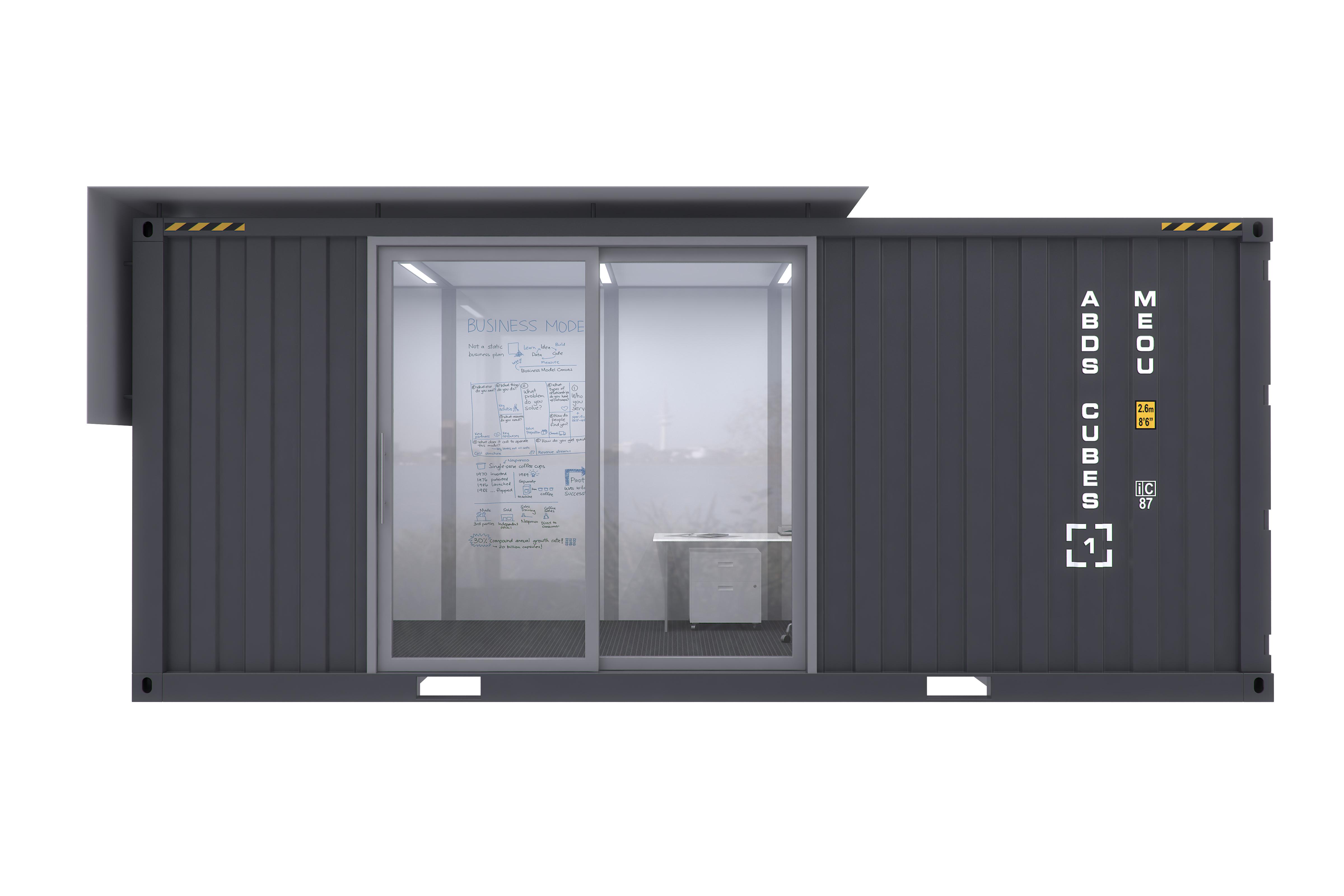 AB design studio | CubeDepot | Container Office