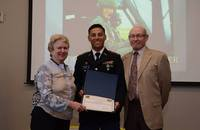 ROTC Awards and Graduation