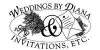 Weddings by Diana & Invitations, Etc.
