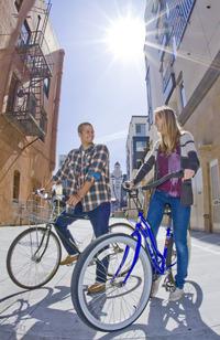 Bikestation life-style image