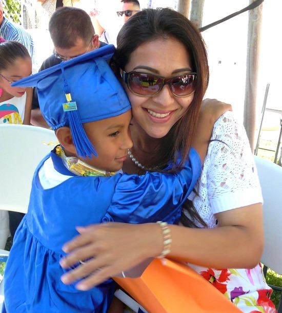 St. Vincent's Early Childhood Education Center Graduation 2014