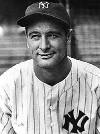 Let's Give Lou Gehrig Back to Baseball