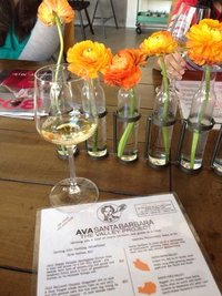 AVA Santa Barbara Wine Tasting Room Funk Zone