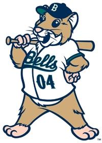 Bellingham Bells Baseball Team Mascott