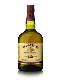 Red Breast 12 yr.