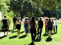Santa Barbara Event Professional Location Tour - Rancho San Julian