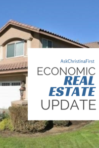 This Thursday- Economic Real Estate Update