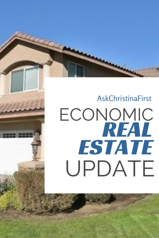 This Thursday- Economic Real Estate Update-2