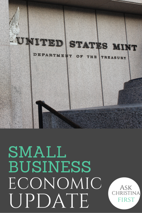 This Thursday- Small Business Economic Update