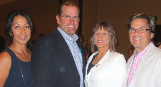 2014 Santa Barbara Contractors Awards Dinner - Eyman Parker Insurance is a Major S;onsor