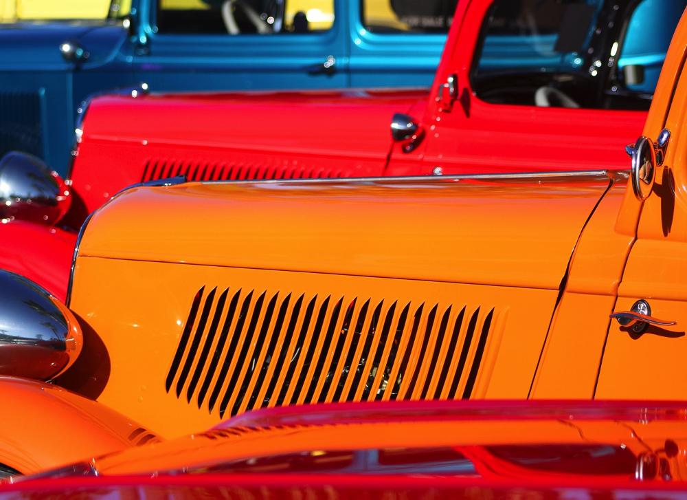 Rods & Roses Car Show