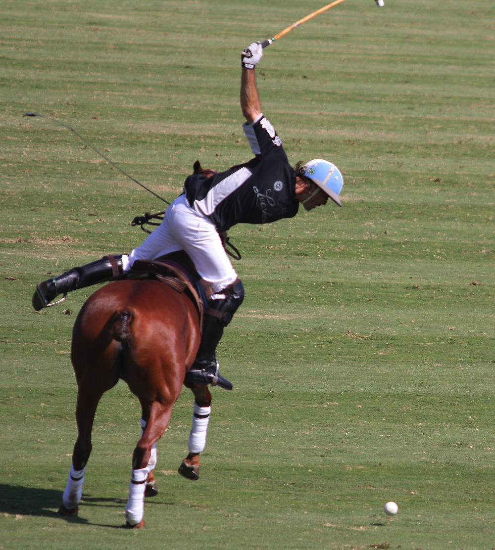 Santa Barbara Polo Field in Carpinteria