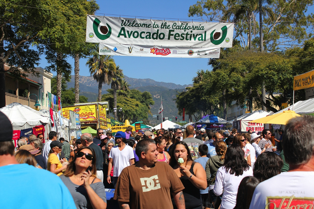 California Avocado Festival