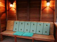 Gazebo Sitting Area
