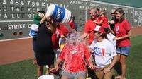 Pete Frates - ALS Ice Bucket Challenge