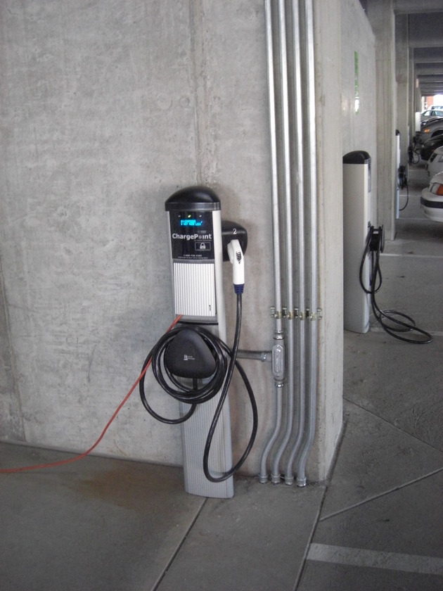 ITF Electric Car Charging Stations