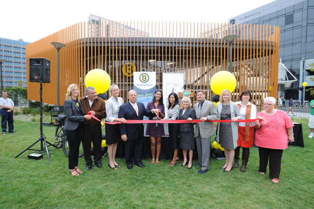 Long Beach Ribbon Cutting
