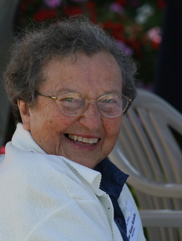 Happy 90th Birthday to Sister Rose Rotella, D.C.!