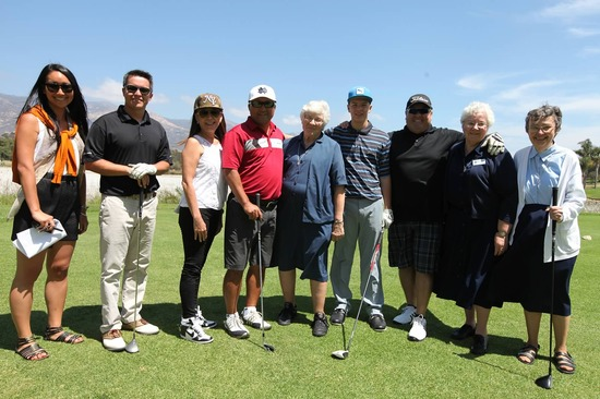 St. Vincent's 13th Annual Golf Classic