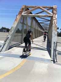 Executive Bike Commute Saga:  Chapter 18 San Gabriel River Bike Route to El Dorado Park Adventure, Part 1