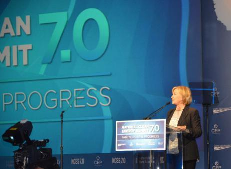NCES 7.0 Summary Report (+ Full Speeches From Hillary Clinton & Harry Reid)