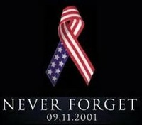 9/11 REMEMBRANCE CEREMONY - WE WILL NEVER FORGET