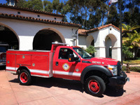 Montecito Fire Adds Smaller, Agile Engine to Its Response Capabilities