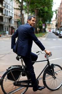 Executive Bike Commute Saga:  Chapter 5