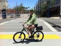 Executive Bike Commute Saga:  Chapter 1