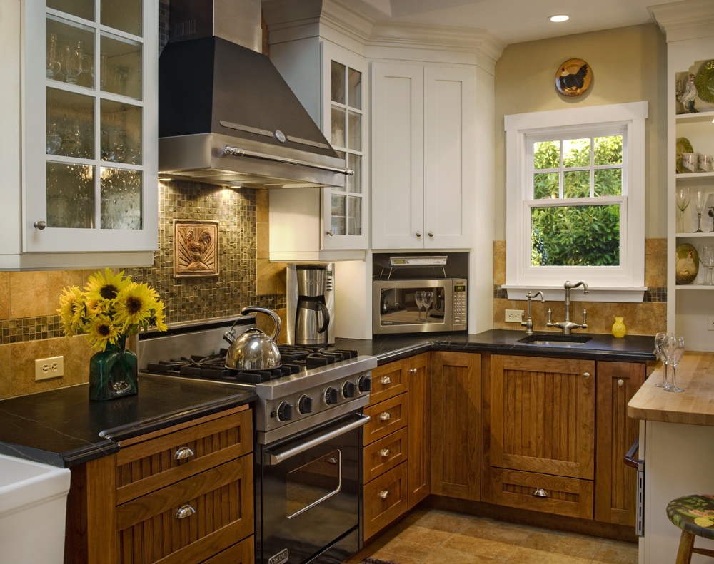Craftsman Kitchens