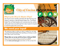 Covina Bicycle Master Plan
