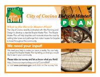 Covina Bicycle Master Plan