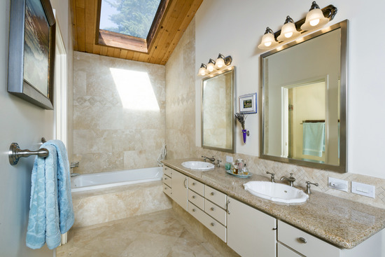 Master Bathroom Suite