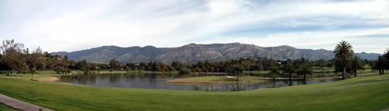 Laguna Blanca Lake - Hope Ranch
