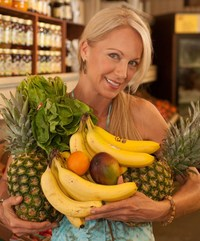 Kimber Mahon, Organic Food Expert