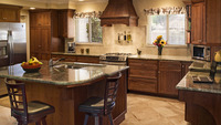 Santa Barbara  Craftsman Kitchens
