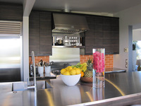 Santa Barbara Contemporary Kitchens