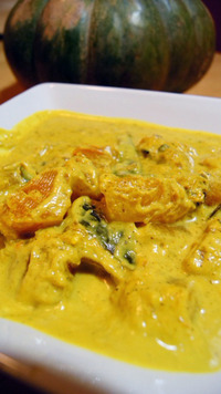 Sri Lankan Organic Pumpkin Curry Recipe