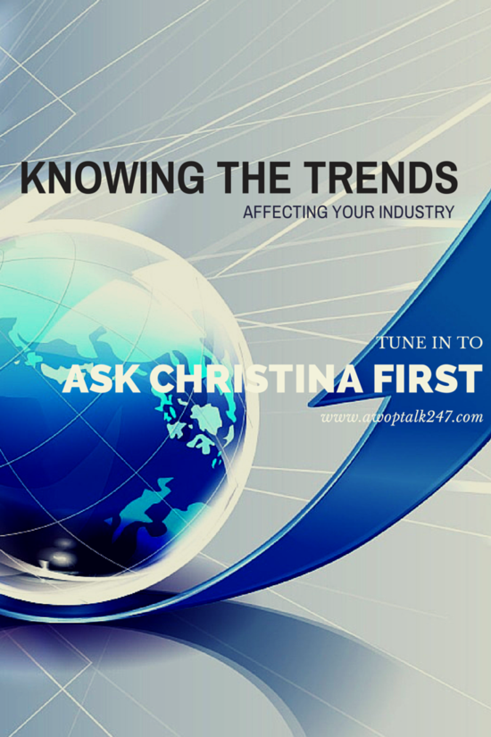 Thursday: How to Spot Industry Trends