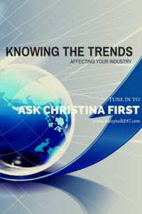 Knowing the Trends in your Business' Industry
