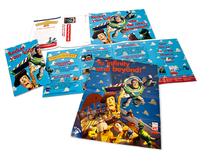 Disney Interactive Toy Story Self Mailer