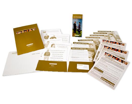 Copier Careers Sales Kit