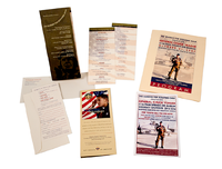 Scouting Gala Invite and Collateral