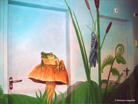 Amsterdam Childrens Hospital Murals 6