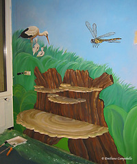 Amsterdam Childrens Hospital Mural 7