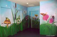 Amsterdam Childrens Hospital Mural 3