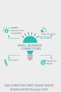 Small Business & Competitors