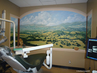 Chumash Dental Clinic Mural 670