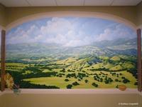 Chumash Landscape Dental Mural 676