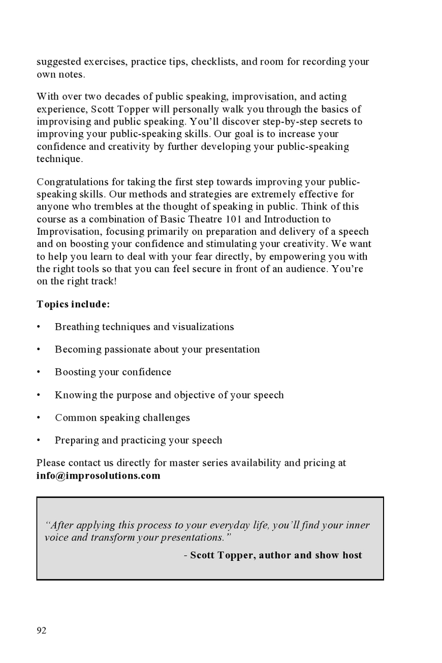 Product Page3 Speech Making Secrets Audio Book-100